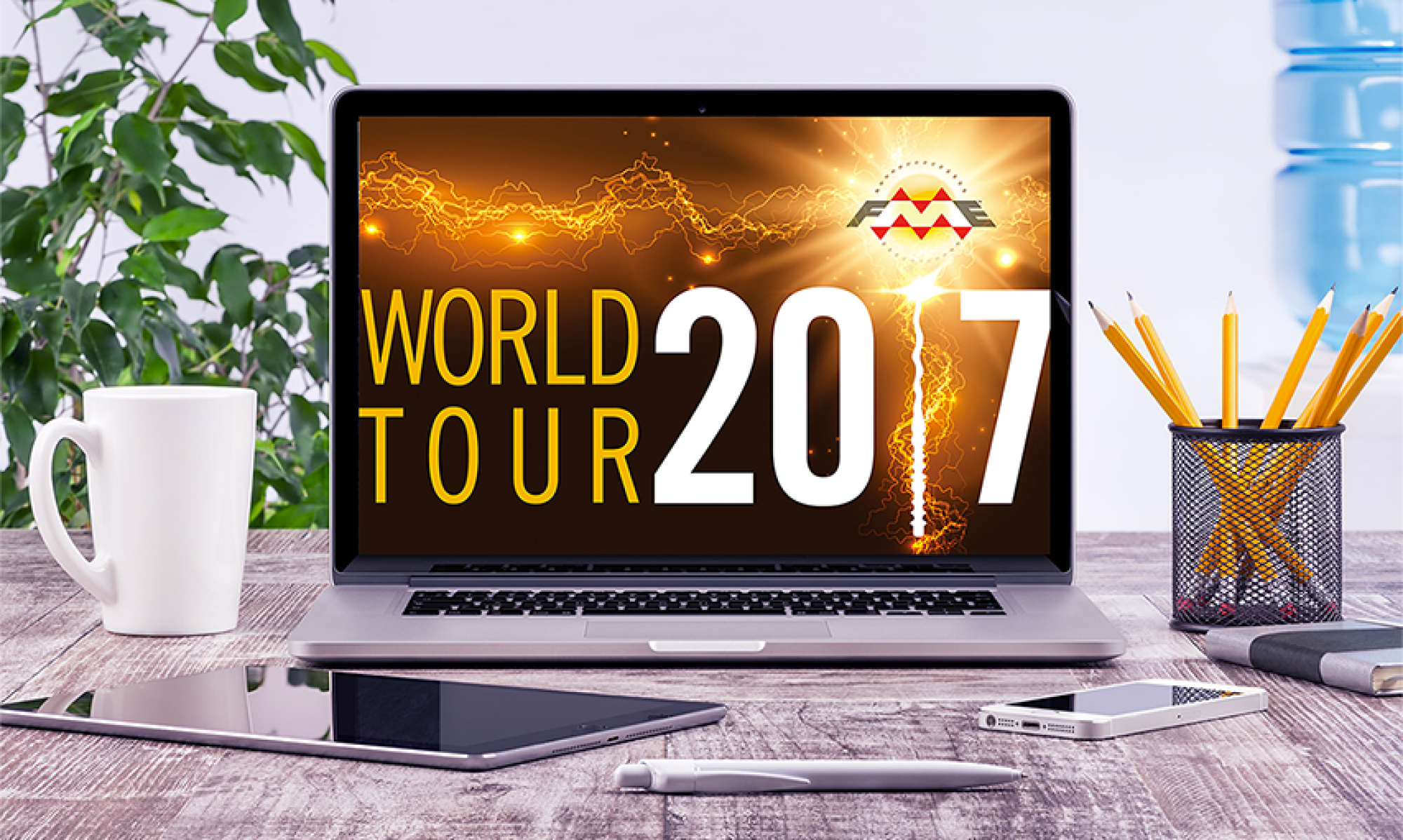 FME World Tour 2017 Italia